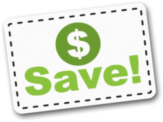 Click to see all Coupons.